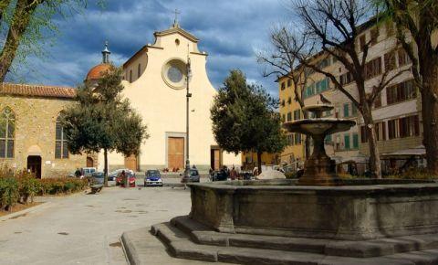 Biserica Santo Spirito din Florenta