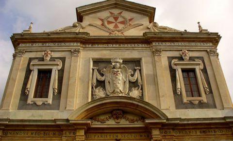 Biserica Santo Stefano dei Cavalieri din Pisa