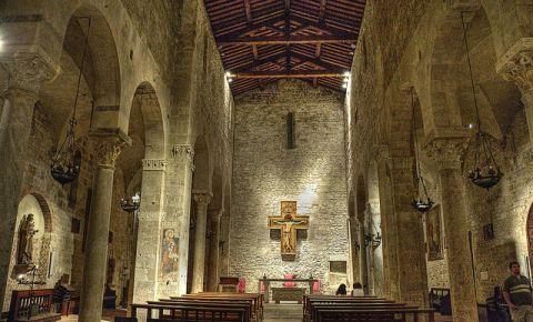 Biserica Sfantul Petru in Lanturi din Pisa