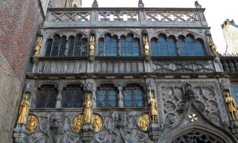 Biserica Sfantului Sange din Bruxelles
