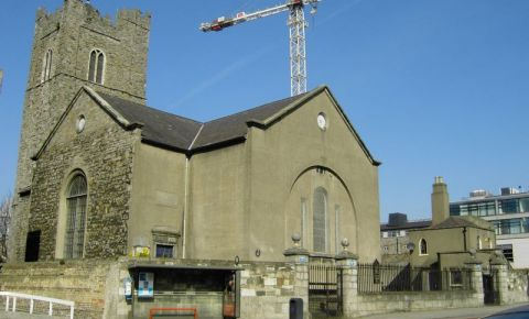 Biserica St Michan din Dublin