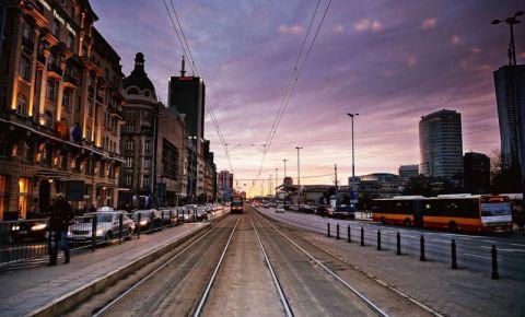 Bulevardul Ierusalim din Varsovia