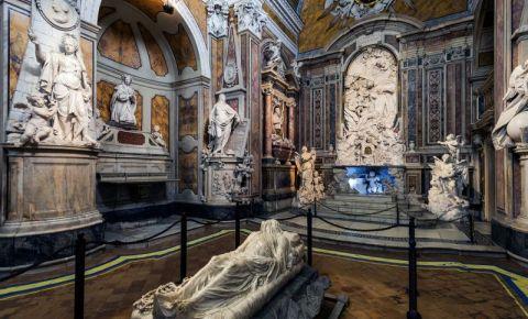 Capela Sansevero din Napoli