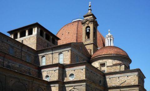 Capelele Medici din Florenta