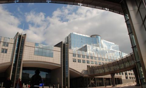Cartierul European din Bruxelles