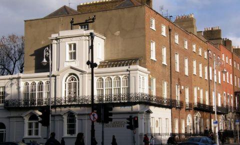 Casa Memoriala Oscar Wilde din Dublin
