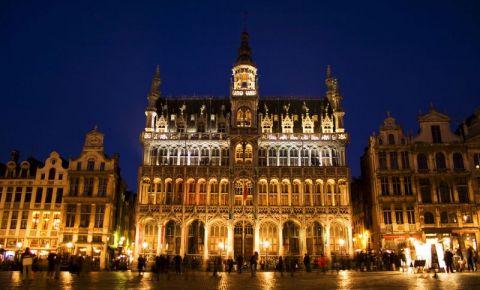 Casa Regala din Bruxelles
