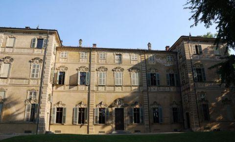 Castelul Cavour in Santena din Torino