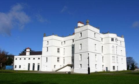 Castelul Rathfarnham din Dublin