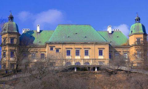 Castelul Ujazdow din Varsovia
