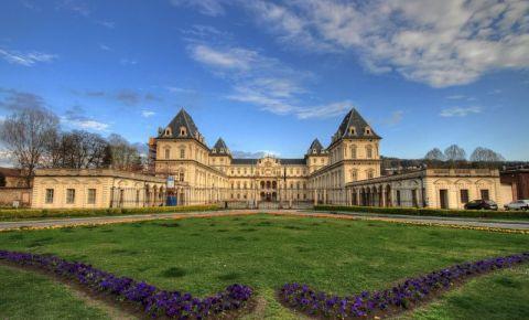 Castelul Valentino din Torino (panorama)