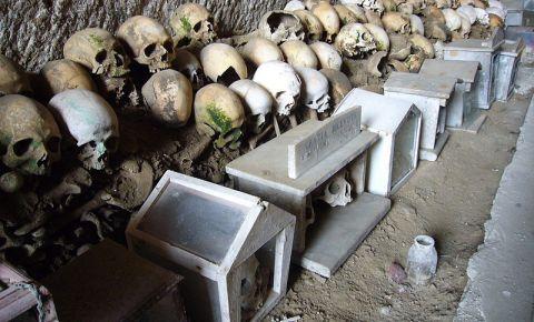 Catacombele Pre-Elene Materdei din Napoli