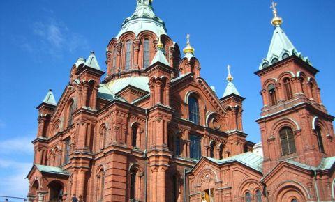 Catedrala Uspensky din Helsinki