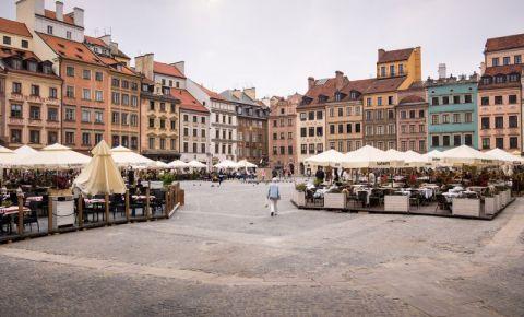 Centrul Istoric din Varsovia