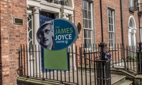 Centrul James Joyce din Dublin