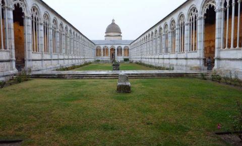 Cimitirul Monumental din Pisa