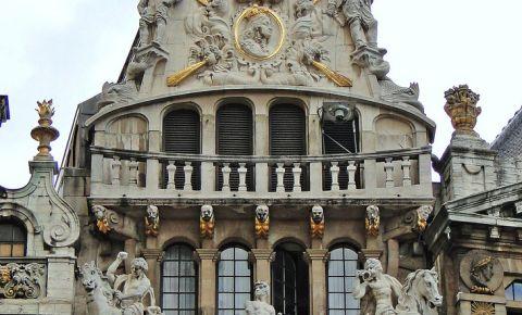 Cladirea Le Cornet din Bruxelles