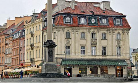 Coloana lui Sigismund din Varsovia