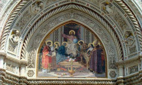 Domul din Florenta (detaliu)