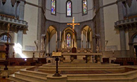Domul din Florenta (interior)