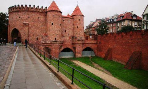 Fortareata Barbican din Varsovia