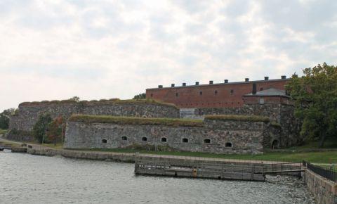 Fortareata Suomenlinna din Helsinki