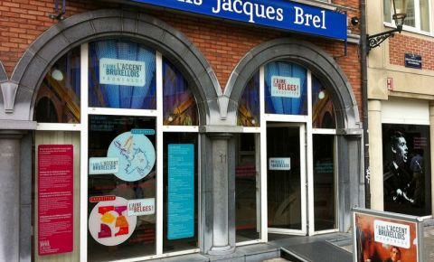 Fundatia Jacques Brel din Bruxelles