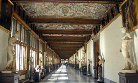 Galeriile Uffizi din Florenta