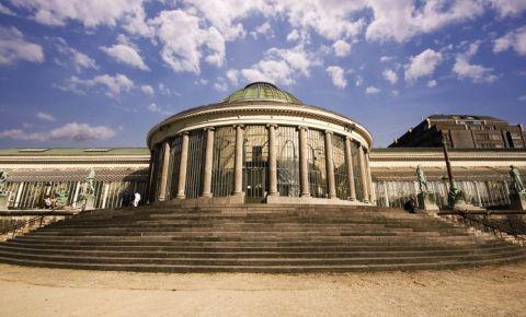 Gradina Botanica din Bruxelles