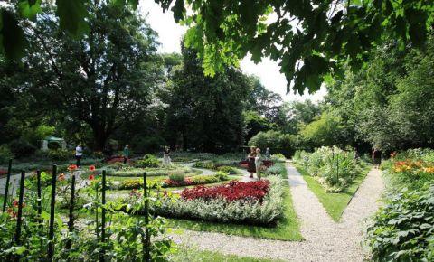 Gradina Botanica din Varsovia