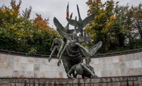 Gradina Memoriala din Dublin