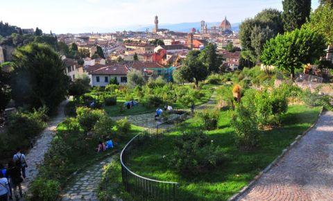 Gradina Trandafirilor din Florenta