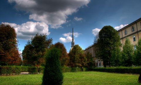 Gradinile Palatului Regal din Torino