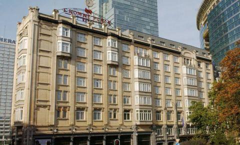 Hotelul Crowne Plaza din Bruxelles