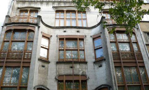Hotelul Solvay din Bruxelles