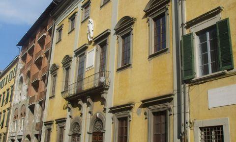 Institutul Domus Galilaeana din Pisa