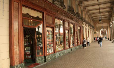 Shopping in Torino
