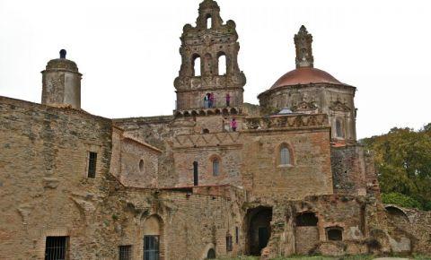 Manastirea Cazalla din Sevilia