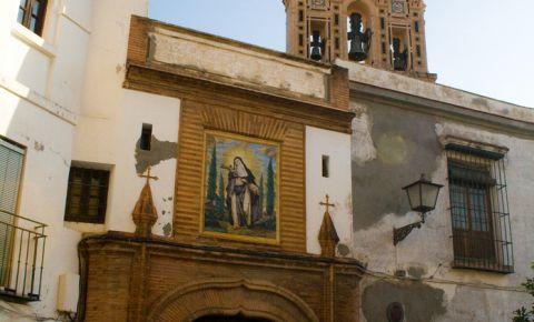 Manastirea Santa Paula din Sevilia