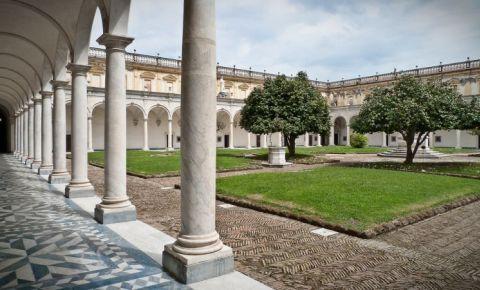 Manastirea si Muzeul San Martino din Napoli