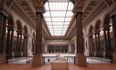 Muzeele Regale de Arta Frumoase din Bruxelles