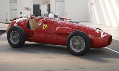 Muzeul Auto din Torino
