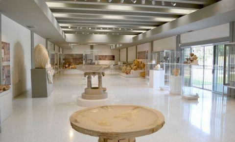 Muzeul de Arheologie din Corint