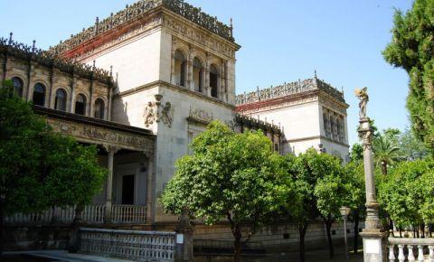 Muzeul de Arheologie din Sevilia