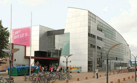 Muzeul de Arta Contemporana Kiasma din Helsinki