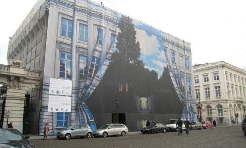 Muzeul de Arta Moderna din Bruxelles
