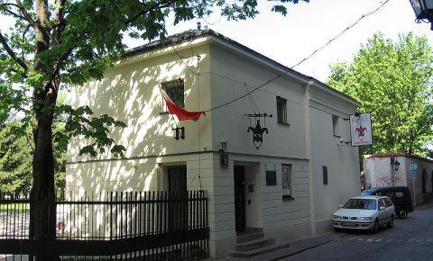 Muzeul de Caricatura din Varsovia