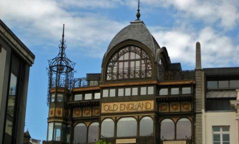 Muzeul de Instrumente Muzicale din Bruxelles