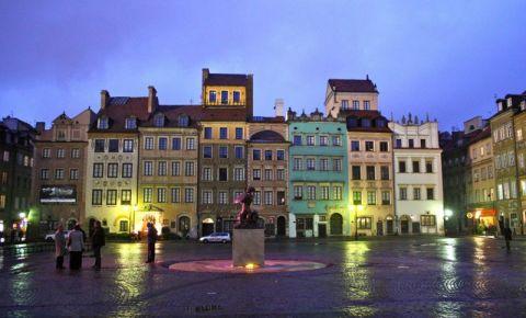 Muzeul de Istorie din Varsovia