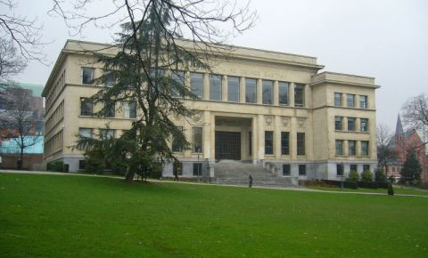 Muzeul de Istorie Europeana din Bruxelles